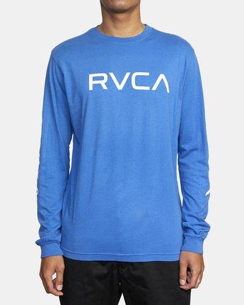 BIG RVCA LS  AVYZT00319