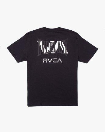 RVCA EVERLAST STACK PATCH SS  AVYZT00398