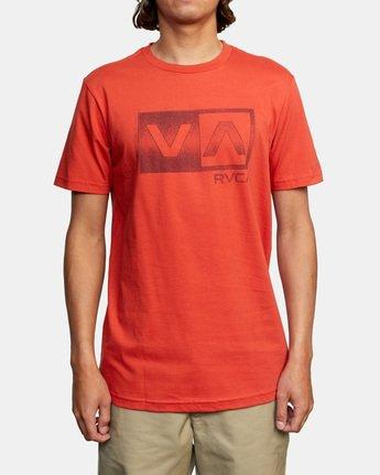 1 Balance Box Short Sleeve Tee White AVYZT00479 RVCA