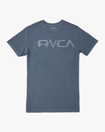 0 Bleecher Short Sleeve Tee Grey AVYZT00491 RVCA