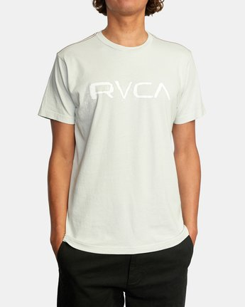 1 Bleecher Short Sleeve Tee Green AVYZT00491 RVCA