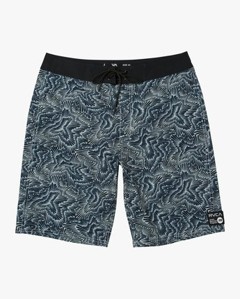 0 Boy's Halston Printed Trunk Multicolor B101SRHA RVCA