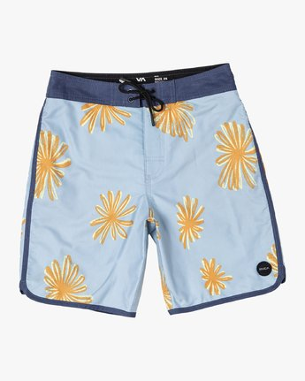 1 Boys FREEPORT TRUNK Blue B1072RFT RVCA