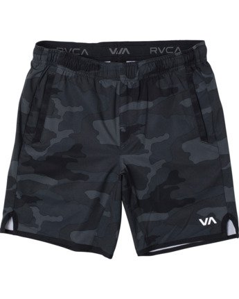 YOGGER STRETCH SHORT  B2013RYS