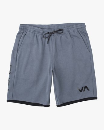 "1 BOYS VA SPORT IV SHORT 20"" Red B2063RSS RVCA"