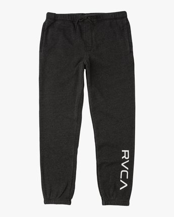 5 Boy's VA Guard Fleece Sweatpant Black B301QRGU RVCA