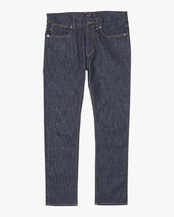 1 Boys Daggers Slim Fit Denim Blue B3023RDA RVCA