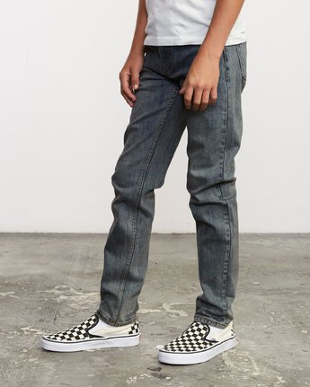 1 Boy's Daggers Denim Blue B303VRDA RVCA