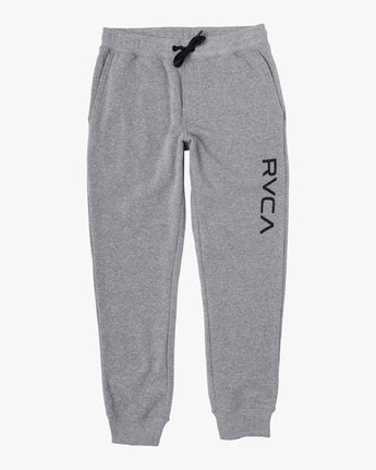 1 Boys RIPPER II SWEATPANT Grey B3053RRI RVCA
