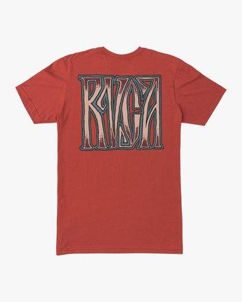0 Boy's Gretta T-Shirt  B401SRGR RVCA