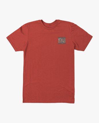 1 Boy's Gretta T-Shirt  B401SRGR RVCA