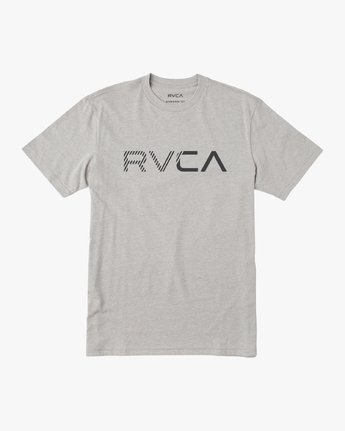0 Boy's Blinded T-Shirt Grey B401TRBL RVCA