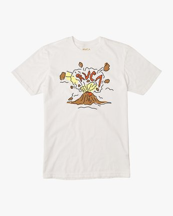 0 Boy's Ceddia Pompei T-Shirt  B401TRPO RVCA