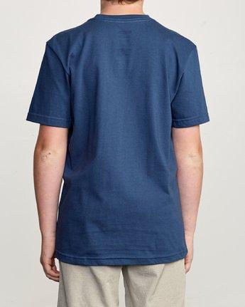 3 Boy's 3D VA T-Shirt  B401URDV RVCA