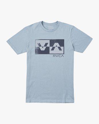 0 Boy's Random Box T-Shirt Blue B401VRRB RVCA