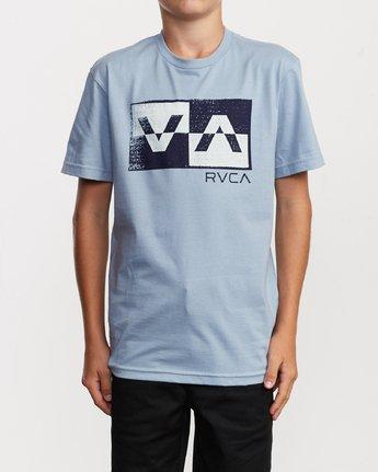 1 Boy's Random Box T-Shirt Blue B401VRRB RVCA