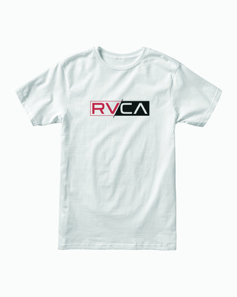 LATERAL RVCA SS  B401WRLR