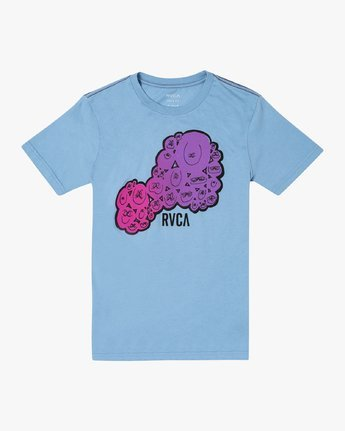 1 Boys HOMIES SHORT SLEEVE T-SHIRT  B4062RHO RVCA