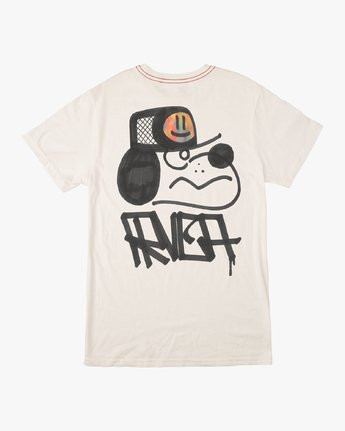 0 Boys Remio Mix T-Shirt  B406VRRM RVCA