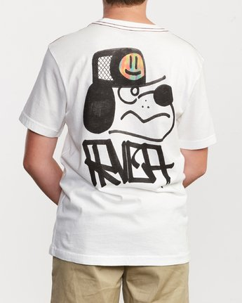 4 Boys Remio Mix T-Shirt  B406VRRM RVCA
