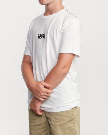 3 Boys Remio Mix T-Shirt  B406VRRM RVCA