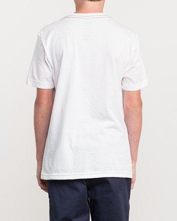 3 Boy's Big Torn T-Shirt  B409PRRV RVCA