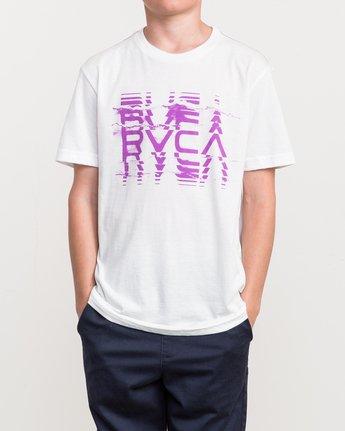 1 Boy's Big Torn T-Shirt  B409PRRV RVCA