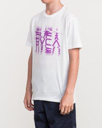2 Boy's Big Torn T-Shirt  B409PRRV RVCA