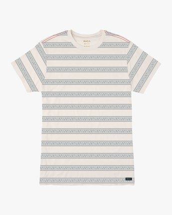 0 Boy's VA Repeater Striped T-Shirt  B409QRVA RVCA