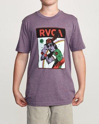 1 Boy's McMillan Play Ball T-Shirt  B409URPB RVCA