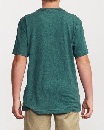 3 Boy's Cobrad T-Shirt  B409VRCO RVCA