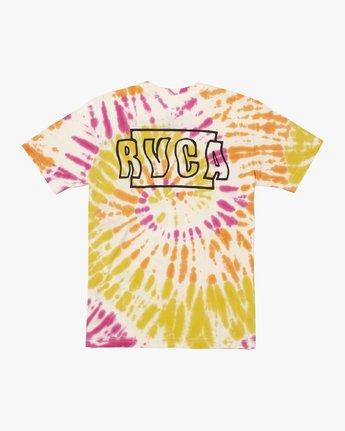 1 BOY'S SWERVE T-SHIRT Pink B4151RSW RVCA