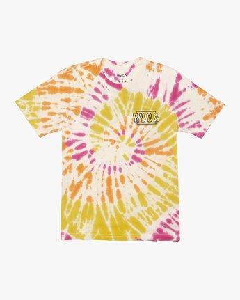 0 BOY'S SWERVE T-SHIRT Pink B4151RSW RVCA