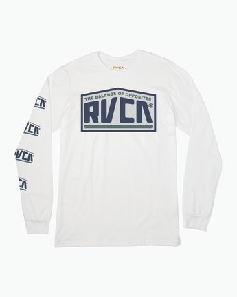 0 ROADSIDE LS White B451SRRO RVCA