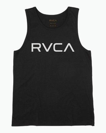 0 Boy's Big RVCA Tank Top  B482QRBI RVCA