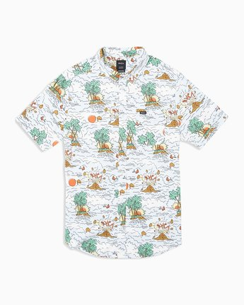 0 Boy's Ceddia Shirt Multicolor B506TRTC RVCA