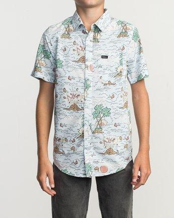 1 Boy's Ceddia Shirt Multicolor B506TRTC RVCA