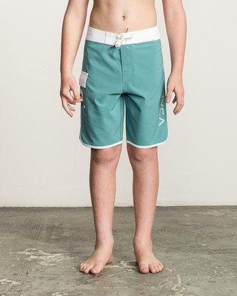 1 Boy's Eastern Boardshorts Blue B5104EAS RVCA