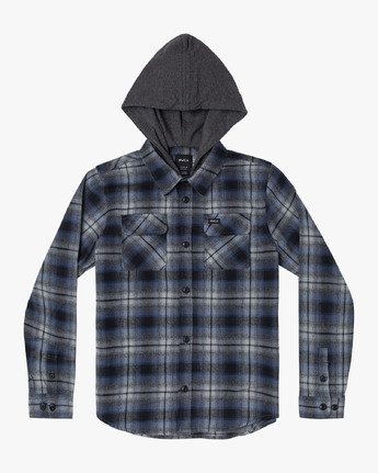 HOSTILE FLANNEL  B556WRHO