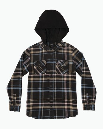 ESSEX PLAID LS  B561SRSW