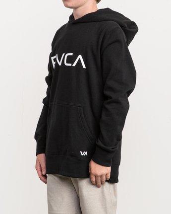 2 Boy's Big RVCA Po Hoodie  B606QR0B RVCA