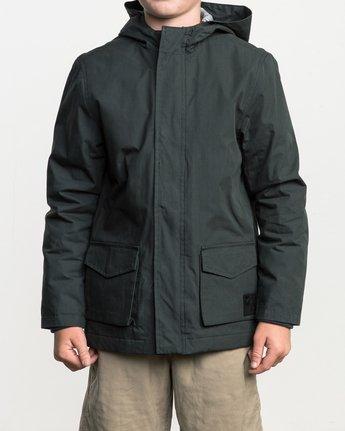 1 Boy's Puffer Parka Jacket  B702SRPP RVCA