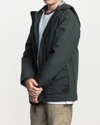 3 Boy's Puffer Parka Jacket  B702SRPP RVCA