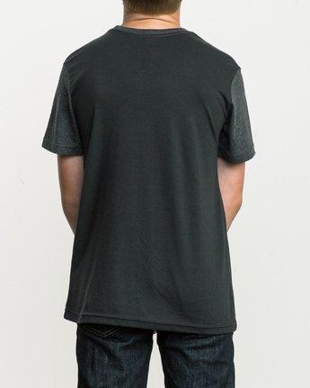 2 Boy's Pick Up II Knit Shirt Black B902QRPU RVCA