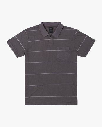 PTC STRIPE POLO  B9092RPS
