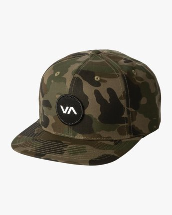 VA PATCH SNAPBACK BOYS  BAHWWRVP