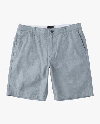 0 Boy's That'll Walk Oxford Short  BK202TWO RVCA
