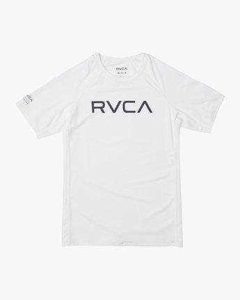 SS RVCA RASHGUARD  BR10TRSR