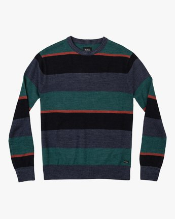 KEMPER STRIPE SWEATER  BV31WRKE