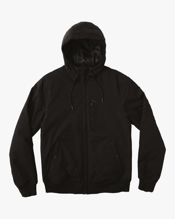 HOODED BOMBER  F1JKRGRVF7
